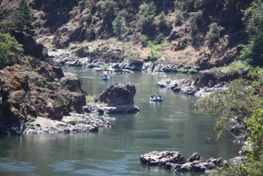 Rogue River Woolrich Canyon