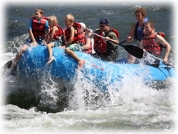 Rogue River Rafting Full Day Trip